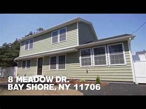 8 Meadow Dr. Bay Shore NY For Sale $399K - YouTube