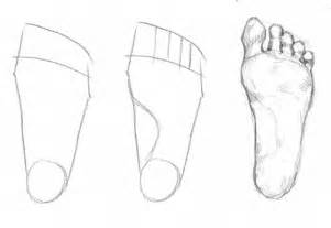 How to Draw Drawings for Your Feet