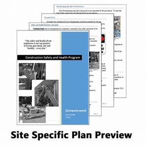 download a construction safety and health plan xo safety With construction site specific safety plan template