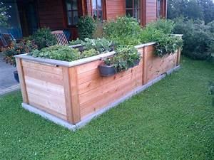 Hochbeet Holz Selber Bauen : hochbeet ~ Buech-reservation.com Haus und Dekorationen