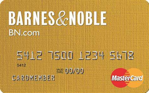 barnes and noble card barnes noble mastercard benefits and back