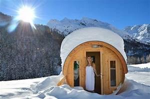 Construire Un Sauna : sauna ext rieur pour une exp rience relaxante dans le jardin ~ Premium-room.com Idées de Décoration