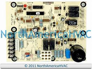 Honeywell York Coleman Furnace Control Circuit Board