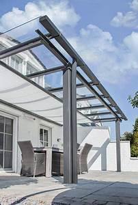 Terrassenuberdachung mit sonnenschutz terrassendach for Terrassenüberdachung mit sonnenschutz