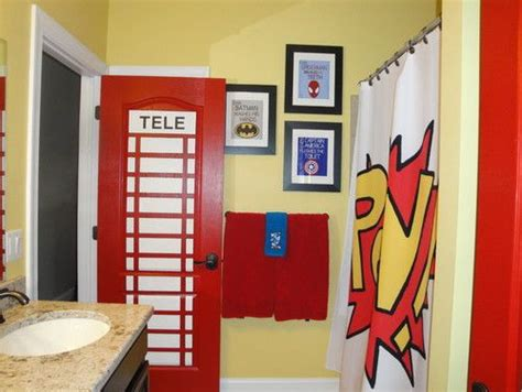 206 Best Images About Super Hero Rooms On Pinterest