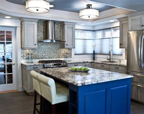 Flush Mount Kitchen Lighting, 10 Foto  Kitchen Design