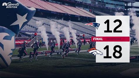 NFL odds Week 7: Opening spread, moneyline for Patriots vs ...