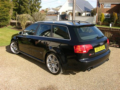 File2006 Audi Rs4 Avant Flickr The Car Spy 13