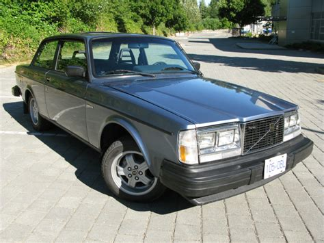 Volvo Coupe For Sale by No Reserve 1984 Volvo 242 Turbo Coupe For Sale On Bat