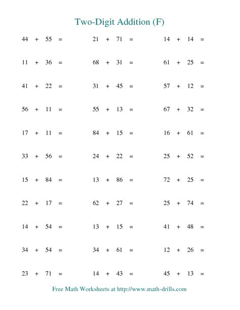 division worksheets horizontal horizontal addition worksheets with regrouping addition worksheets3 digit worksheets1st grade