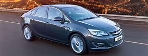 2017 Opel Astra Sedan - Auto Car Collection