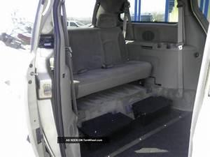 2003 Dodge Grand Caravan Vmi Northstar Wheelchair Van