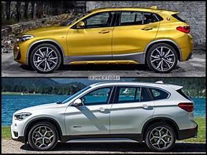 Bmw X 1 : photo comparison bmw x2 vs bmw x1 ~ Nature-et-papiers.com Idées de Décoration