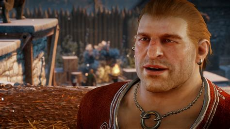 dragon age varric inquisition ps4 form returns dwarf bioware funny quick rogue ibtimes times wit tongue provide party