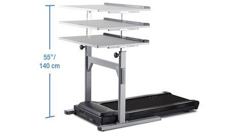 manual treadmill desk modern lifespan manual height adjustable treadmill desk