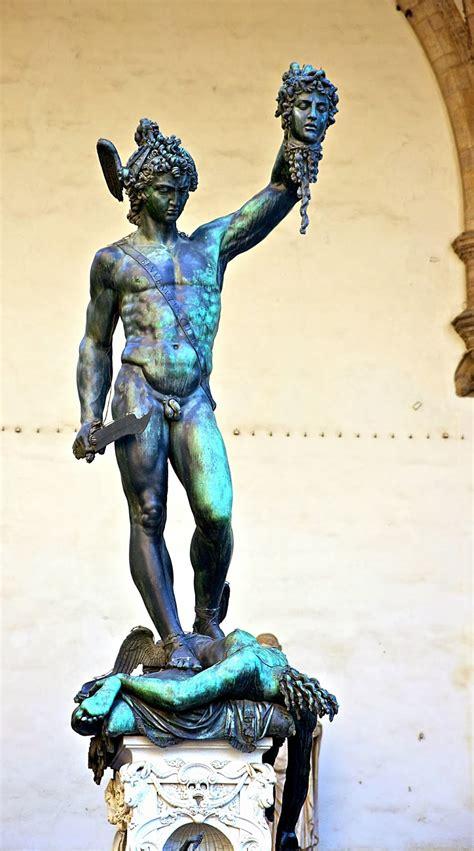Loveisspeed Benvenuto Cellini's 1545 Bronze