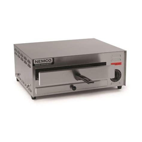 countertop pizza oven nemco 6215 countertop pizza oven single deck 120v