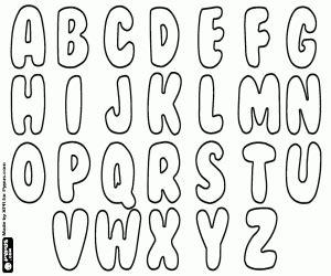letras para imprimir gallery