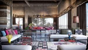 Colorful, Exuberant Interior Design: Inspiration from W ...