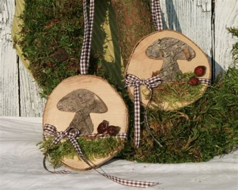 basteln mit baumscheiben pinterest  worlds catalog  ideas holz basteln weihnachten