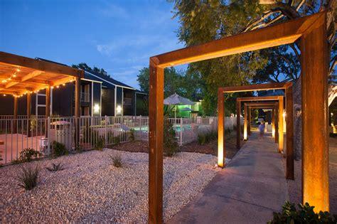 social multifamily landscape design vincent