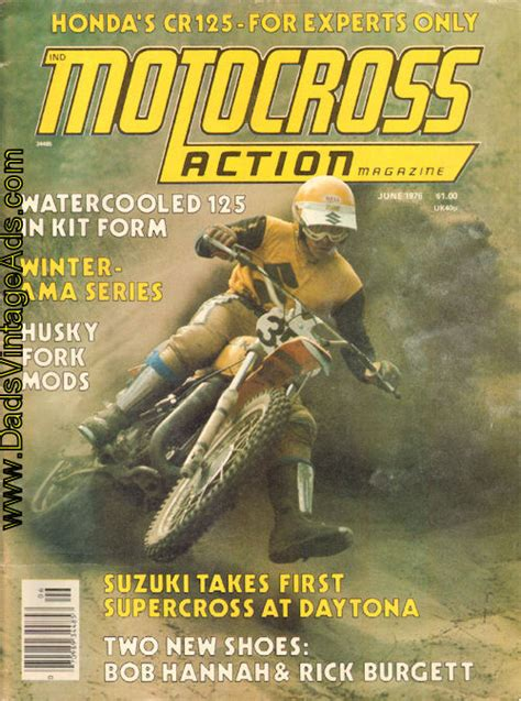 motocross action mag motocross action www dadscyclemags com