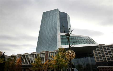 siege bce bce questions en suspens après le changement de cap monétaire
