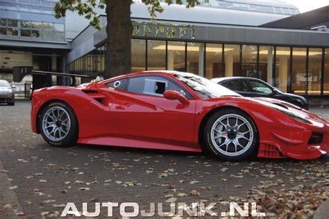 Ferrari 488 Challenge Fotos Autojunknl 206723