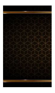 Black and Gold background abstract geometric shapes luxury ...