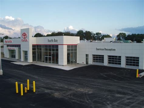 NORTH BAY TOYOTA OPENS NEW DEALERSHIP FACILITY | Toyota Canada