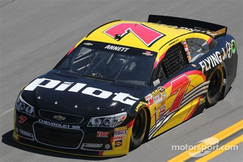 Michael Annett Excited to Make his Sprint Cup Debut in the ...