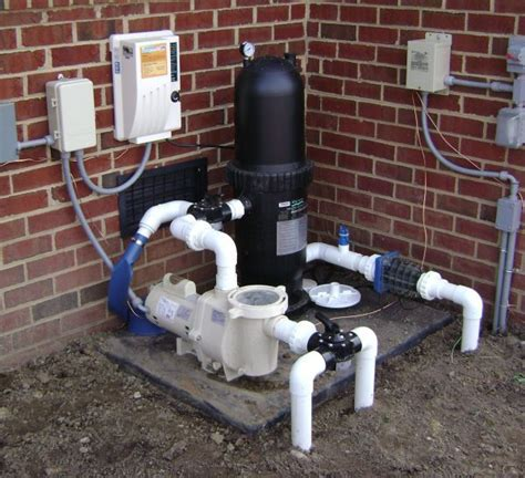 locate  pool filter system