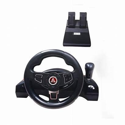 Wheel Steering Joystick Pc Racing Usb Input