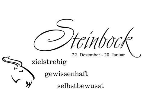 Sternzeichen 14 Januar by Steinbock Wandtattoo Sternzeichen Als Wandtattoos Horoskop