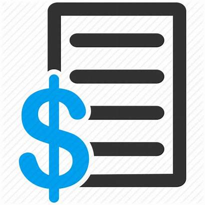 Icon Purchase Order Contract Clipart Request Transparent
