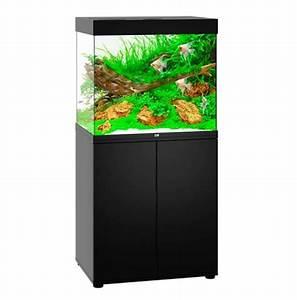 Lido 200 Led : aquarium juwel lido 200 led avec meuble noir ~ Frokenaadalensverden.com Haus und Dekorationen