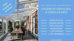 Was Kostet Wintergarten : wintergarten preise was kostet ein wintergarten preise 2018 ~ Orissabook.com Haus und Dekorationen