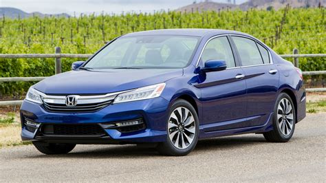 Honda Accord Hybrid Touring (2017) Us Wallpapers And Hd