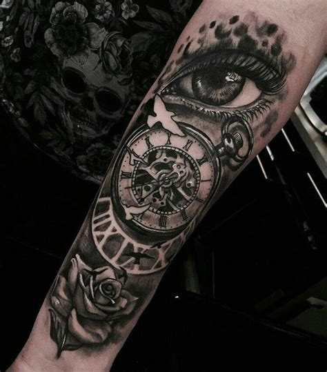 pin  tattoos info  tattoos  men tattoos time