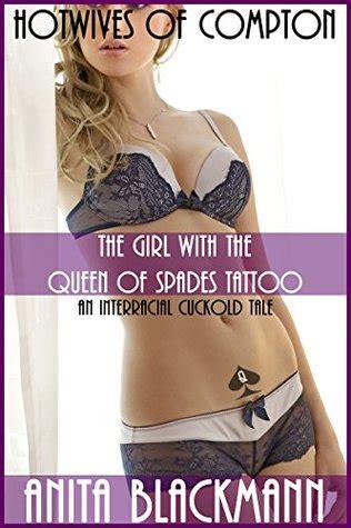 girl   queen  spades tattoo hotwives