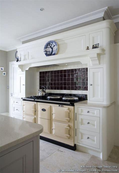 kitchen range ideas cream aga range cooker and a mantel style range hood woodaledesigns ie kitchen design ideas