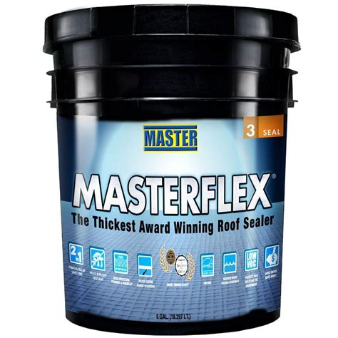 master  gal roof sealant va  home depot