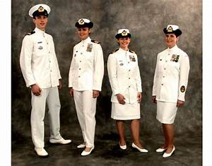 US Navy Uniforms for Females | Dress No 1BW | Women of the ...