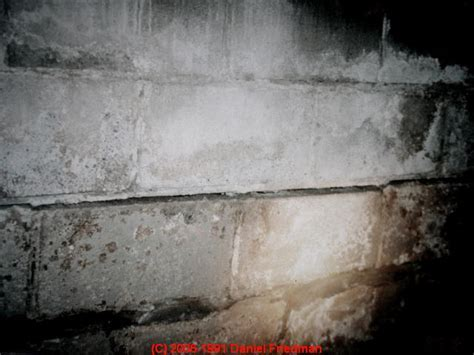 Foundation Wall & Floor Crack Dictionary: How to Evaluate