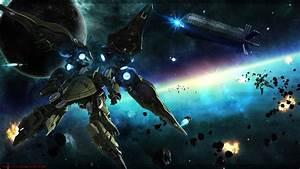 NZ-666 Kshatriya wallpaper images - Gundam Kits Collection ...
