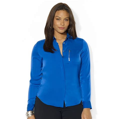 s shirts and blouses ralph plus size 39 s blouses silk blouses