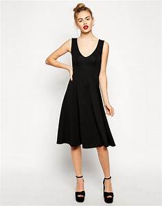 robe noire chic grande taille With robe noir grande taille