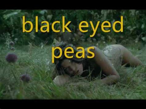 Black Eyed Peas Meet Me Halfway Lyrics Youtube