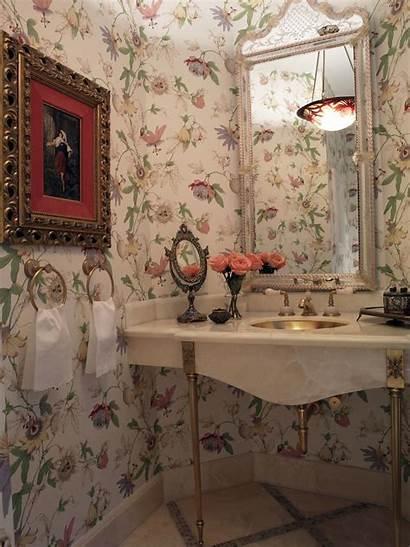 Hgtv Bathroom Floral Bea Antique