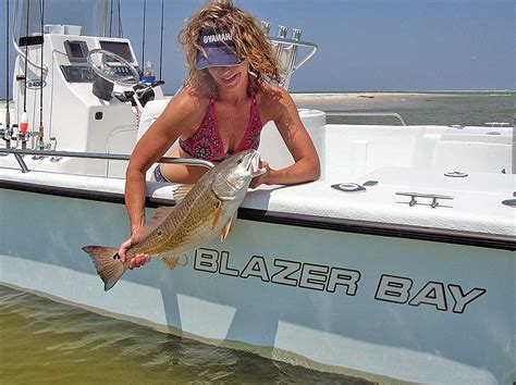 trout speckled redfish